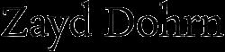 zayddohrn.com Logo